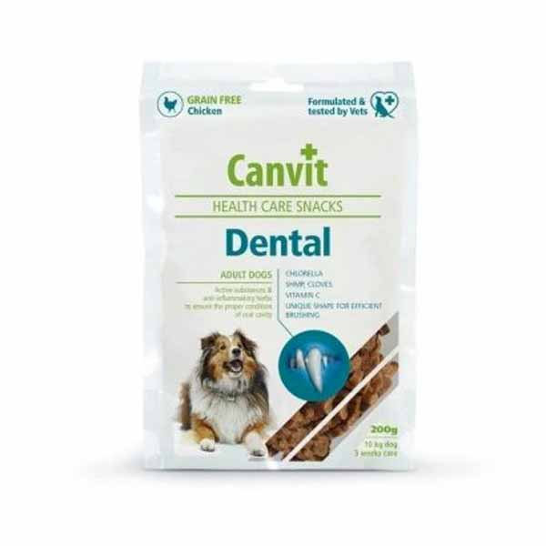 Canvit Dental Chicken - Απλό - Σκύλος