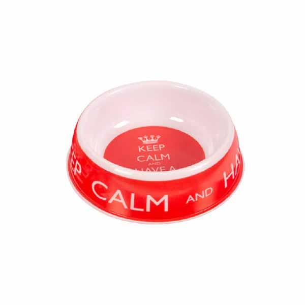 keep calm-μπωλ-φαγητου-σκυλος