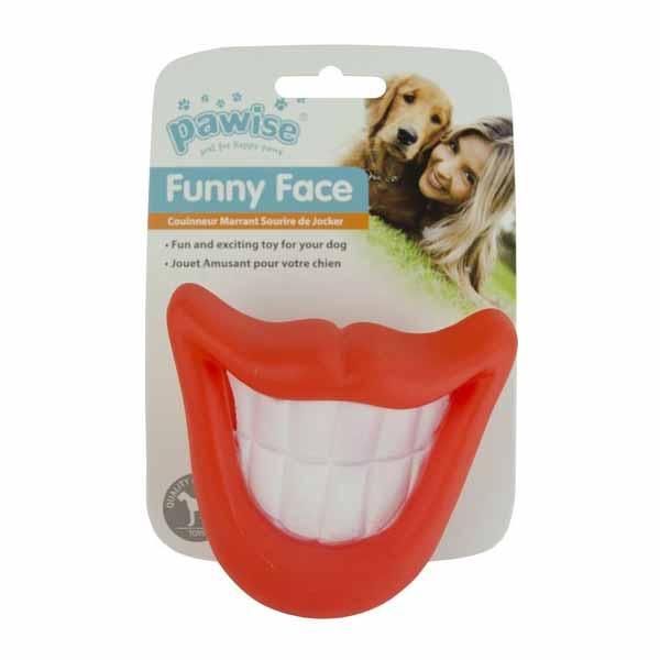 pawise-funny face-παιχνιδι-σκυλου-αστειο