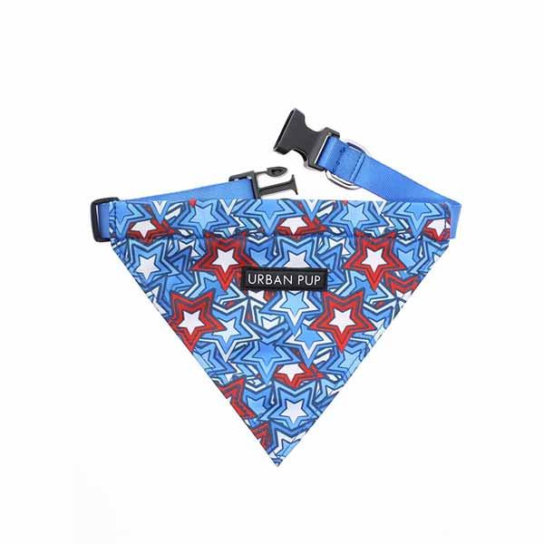 urban pup-hero star-περιλαιμιο-μπαντανα-σκυλου