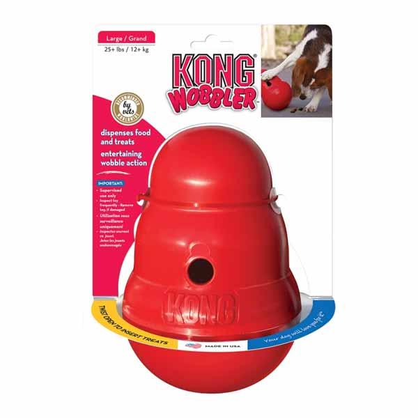 kong-wobbler-Σκυλος-διαδραστικο-παινιδι