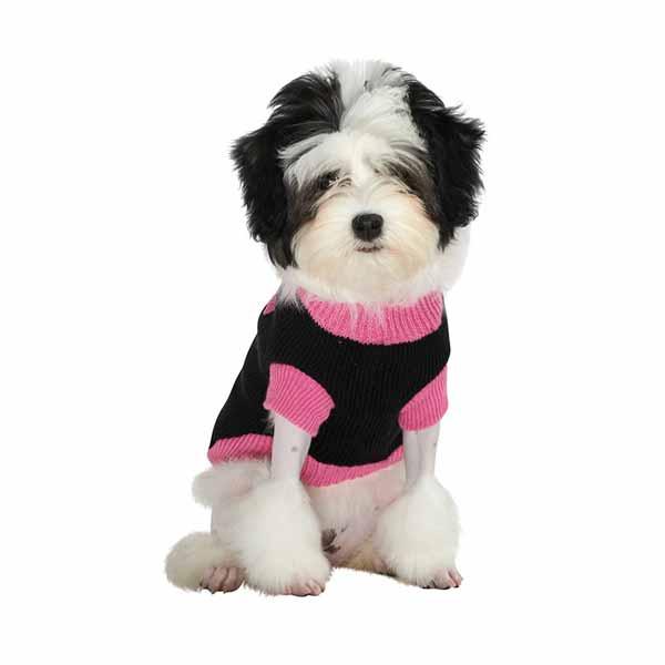 urban pup-πουλοβερ σκυλου-ροζ