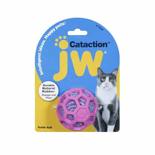 jw cataction μπαλα γατας παιχνιδι