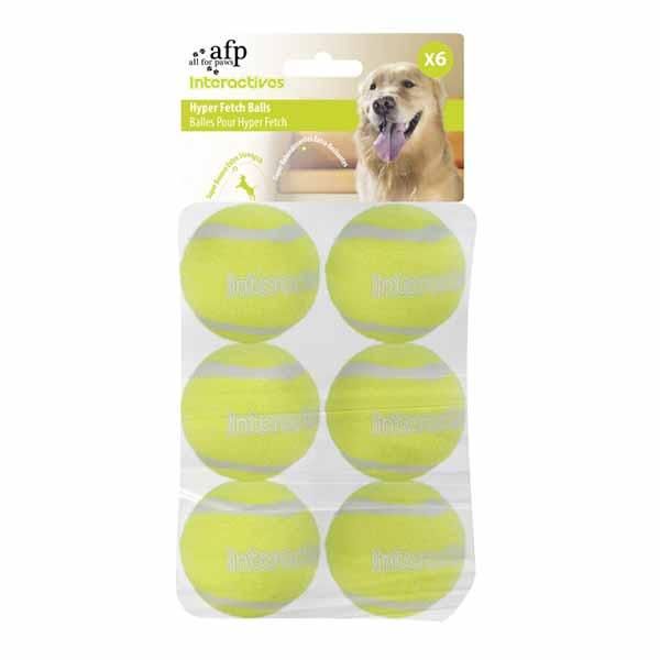 AFP μπαλακια σκυλου τενις